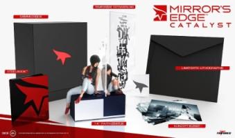Mirror's Edge Catalyst édition collector