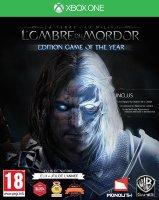 La terre du milieu : l'ombre du mordor édition jeu de l'année (Xbox One)