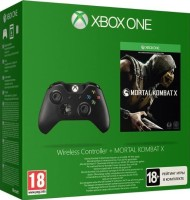 Mortal Kombat X + manette Xbox One