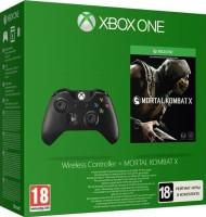 Mortal Kombat X + manette Xbox One