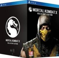 Mortal Kombat X édition Kollector (PS4)