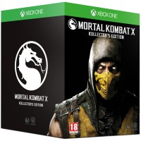 Mortal Kombat X édition Kollector (Xbox One)
