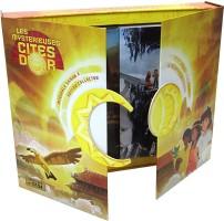 Les Mystérieuses Cités d'Or : Intégrale saison 2 édition collector numérotée (blu-ray + DVD)