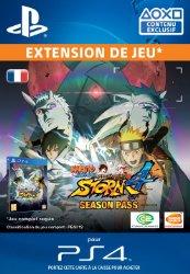 "Season Pass ""Naruto Shippuden : Ultimate Ninja Storm 4"" (PS4)"