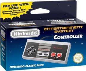 Manette Nintendo Classic Mini : Nintendo Entertainment System