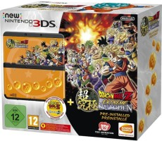 "New 3DS ""Dragon Ball Z Extreme Butoden"""