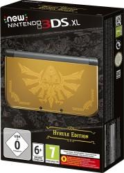 """Console Nintendo New 3DS XL édition limitée """"Hyrule"""""""