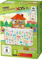 "Console Nintendo New 3DS XL édition limitée ""Animal Crossing : Happy Home Designer"""