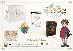 Ni No Kuni : la Vengeance de la Sorcière Céleste (Wizard's collector edition) (PS3)