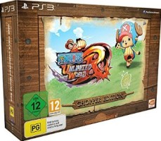 """One Piece Unlimited World Red édition collector """"Chopper"""" (PS3)"""