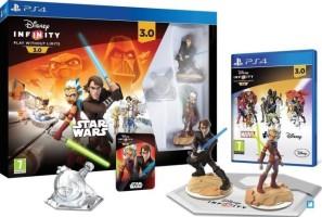Pack de démarrage Disney Infinity 3.0 : Star Wars (PS4)