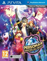 Persona 4: Dancing All Night (PS Vita)