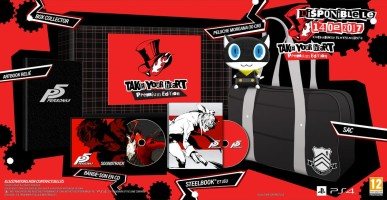 "Persona 5 édition premium ""Take Your Heart"" (PS4)"