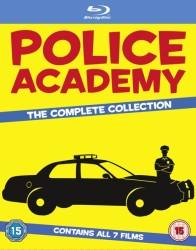 Police Academy Intégrale (blu-ray)