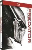 Trilogie Predator édition limitée steelbook (blu-ray)