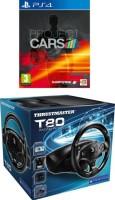 Project Cars + Volant Thrustmaster T80 (PS4)