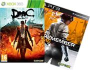 2 jeux vidéo Capcom achetés = 20€ de réduction immédiate