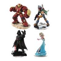 4 figurines Disney Infinity pour le prix de 2