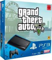 PS3 500 Go + GTA V