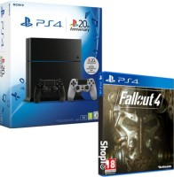 PS4 édition ultimate player 1 To + Dualshock 20th anniversary + Fallout 4