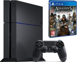 PS4 + Assassin's Creed Syndicate