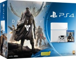 PS4 500 Go blanche pack Destiny