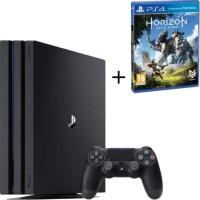 PS4 Pro 1 To + Horizon Zero Dawn