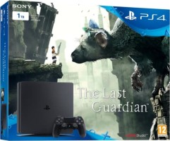 "PS4 Slim 1 To pack ""The Last Guardian"""