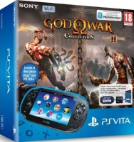 "PS Vita pack ""God of War Collection"""