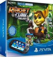 """PS Vita pack """"The Ratchet & Clank Trilogy"""""""