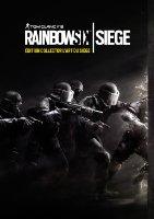 "Rainbow Six : Siege édition collector ""l'art du siège"""