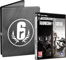 Rainbow Six : Siege + Steelbook (PC)