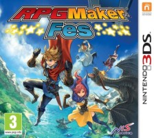RPG Maker: Fes (3DS)