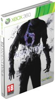 Resident Evil 6 édition steelbook (xbox 360)
