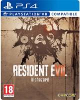 Resident Evil VII : Biohazard édition steelbook (PS4)