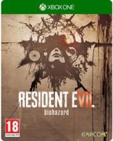 Resident Evil VII : Biohazard édition steelbook (Xbox One)
