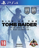 Rise of the Tomb Raider : 20ème anniversaire (PS4)