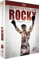 "Intégrale ""Rocky"" (blu-ray)"