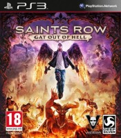 Saints Row : Gat out of Hell (PS3)