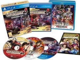 Samurai Warriors 4 Anime Edition (PS4)