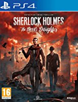 Sherlock Holmes : The Devil's Daughter (PS4)