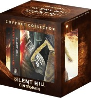 "Intégrale collector ""Silent Hill + Silent Hill : Révélation"" (blu-ray + DVD)"