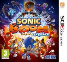 Sonic Boom : le feu & la glace (3DS)