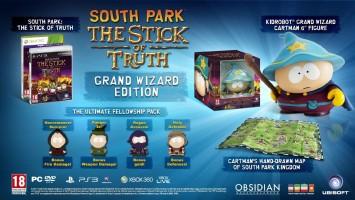 """South Park : Le Bâton de la Vérité édition collector """"Grand Wizard"""""""