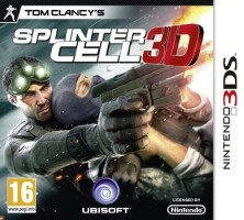 Tom Clancy's Splinter Cell 3D (3DS)