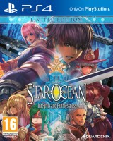 Star Ocean : Integrity and Faithlessness édition limitée (PS4)