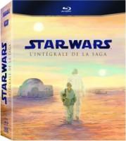 Star Wars - L'intégrale de la saga (blu-ray)