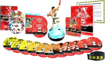 Street Fighter édition collector 25e anniversaire
