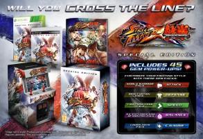 Street Fighter X Tekken Edition Spéciale (PS3)