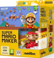 Super Mario Maker édition limitée (Wii U)